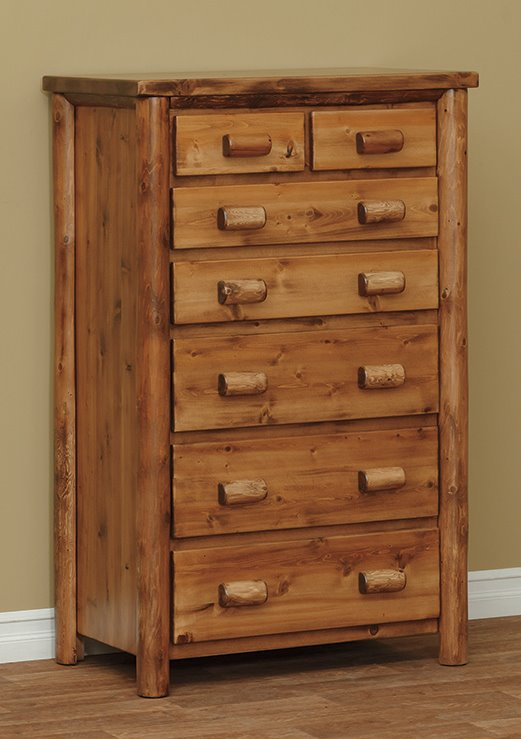 Seven Drawer Chest in Classic