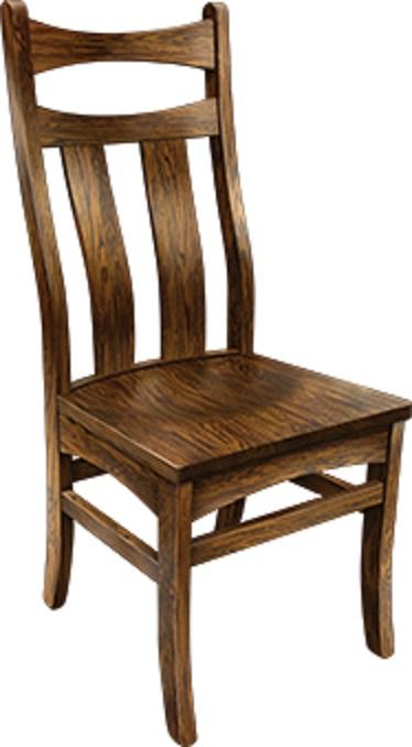 Corolla Side Chair