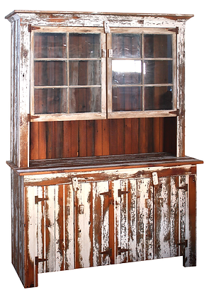 The New Texas 2 Piece Hutch $710