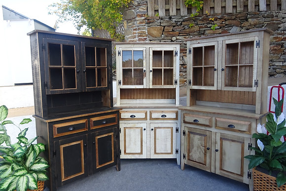 The Ronk's Country Hutch  $580
