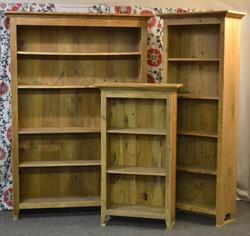 Farmstead Reclaimed Bookcases