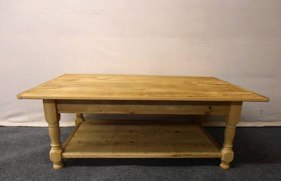 Lewistown Coffee Table with Shelf  $245 to $325