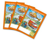 gd inside unterstützt Erste Hilfe Arbeitsbuch für Grundschüler