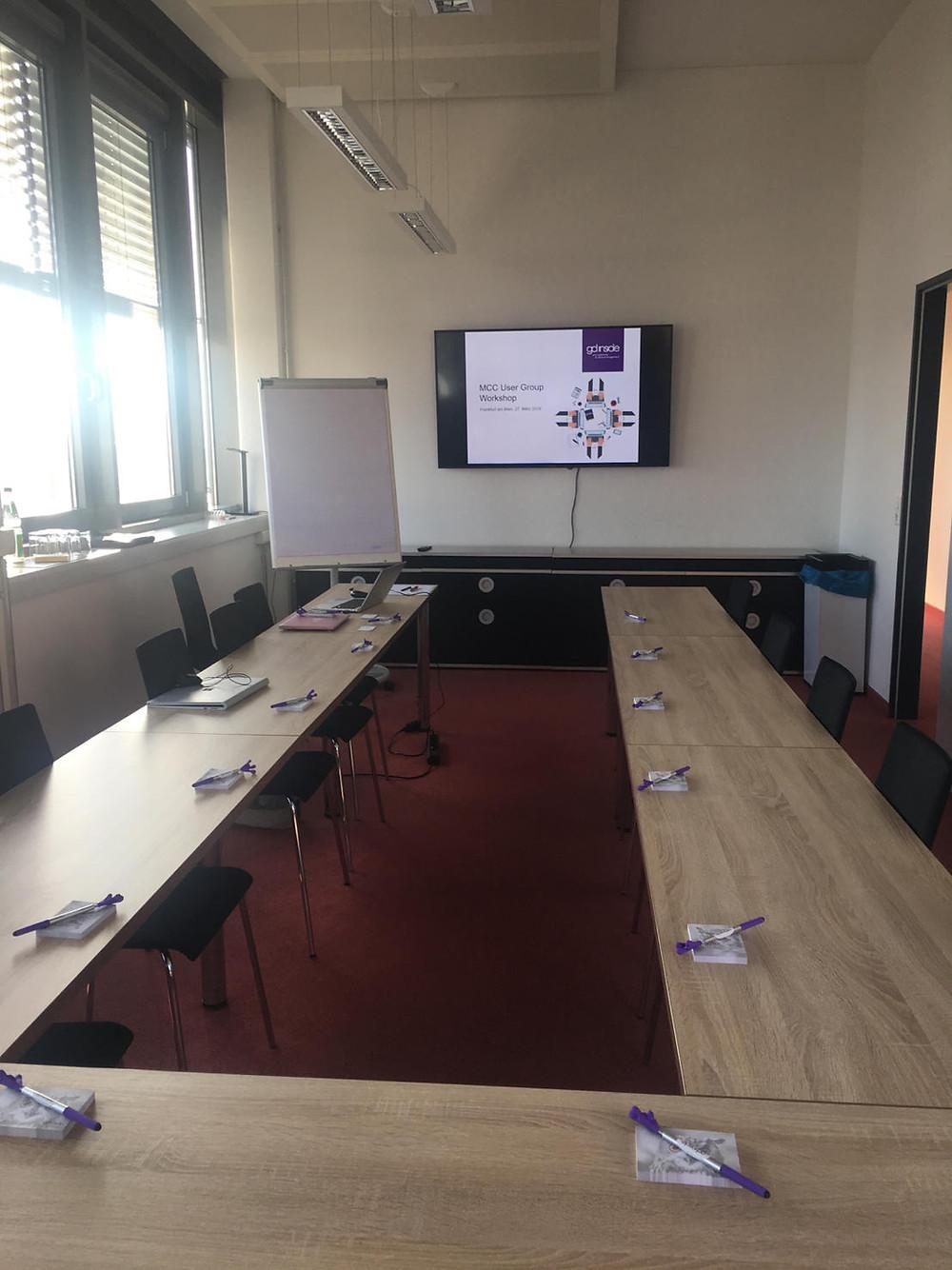 gd inside Praxis Workshop