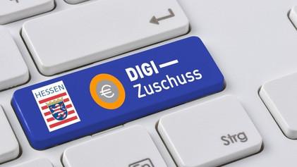 Land Hessen unterstützt Digitalisierungsprojekte bei gd inside