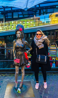 Amy Winehouse Camden