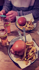 Honest Burger Portobello