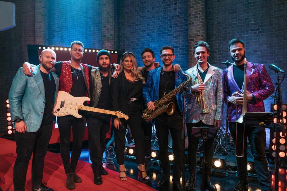 The Last Leg - House Band