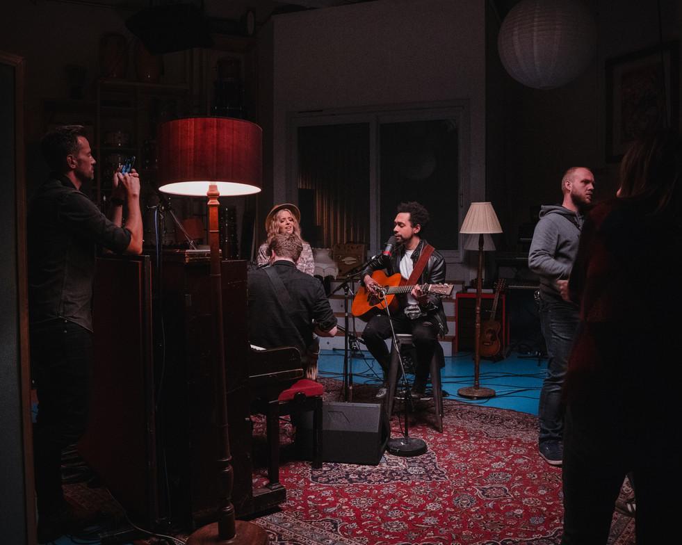 The Shires - Pool Studios
