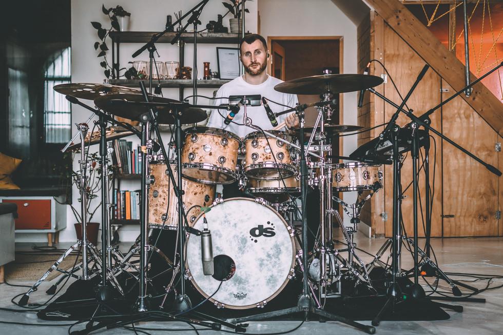 Jon Harris - DS Drums - Sesh Arco Barco 2019