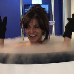 Runners love cryotherapy