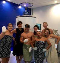 Cryo party in the howse!