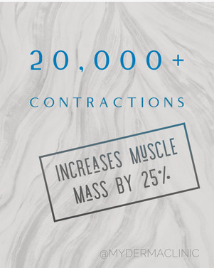 Emsculpt neo review Builds 25% muscle mass