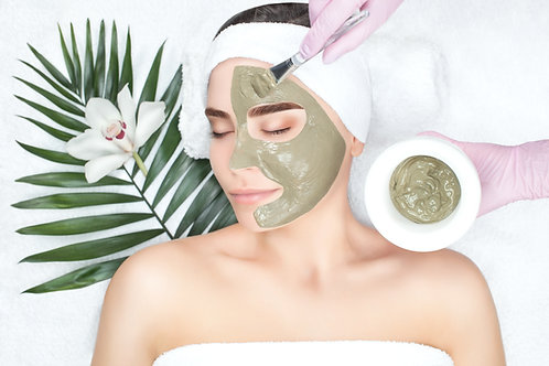 Signature Facial w/ 3-layer Peel