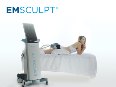 Emsculpt doesn't hurt