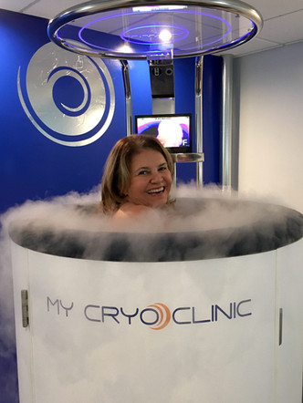 Nothing to fear... cryo in Miami is awesome