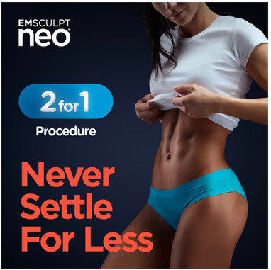 Emsculpt neo body sculpting
