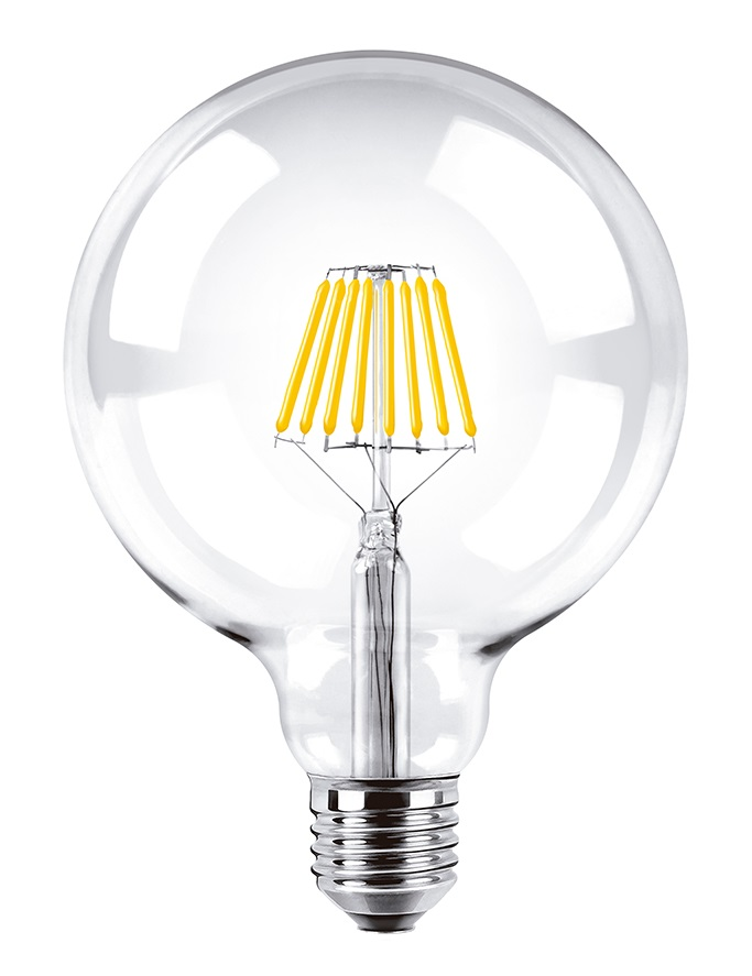 Globo filamento LED