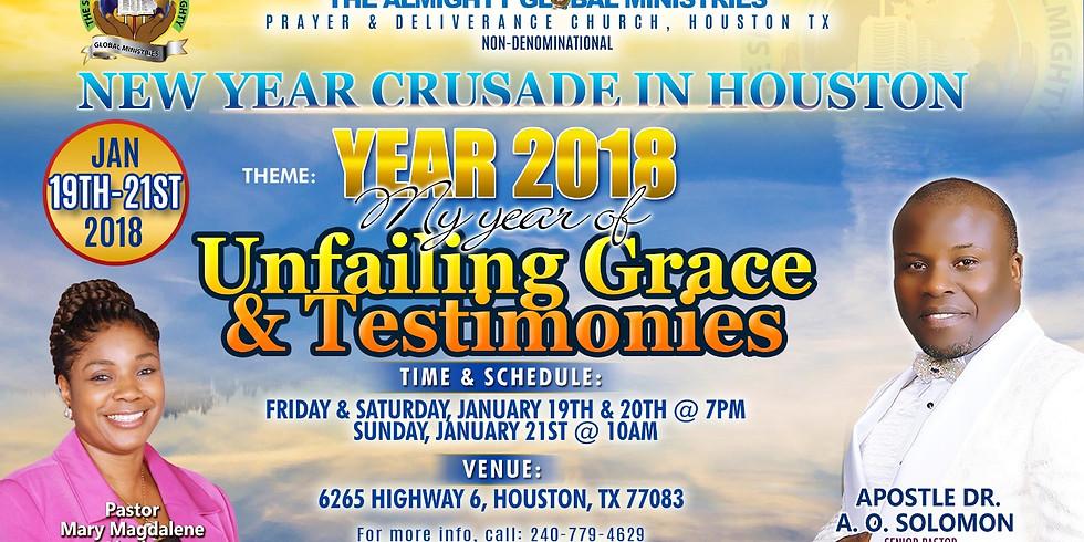 Houston Branch Crusade