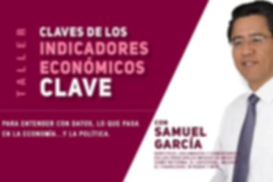 Taller Indicadores economicos - Samuel García