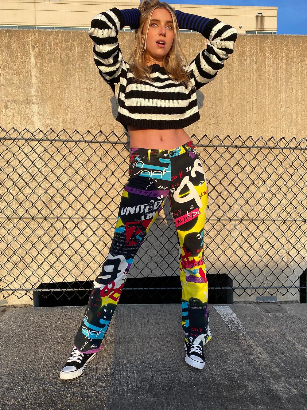 Lexy Silverstein eLEXY.com Fashion Blogger