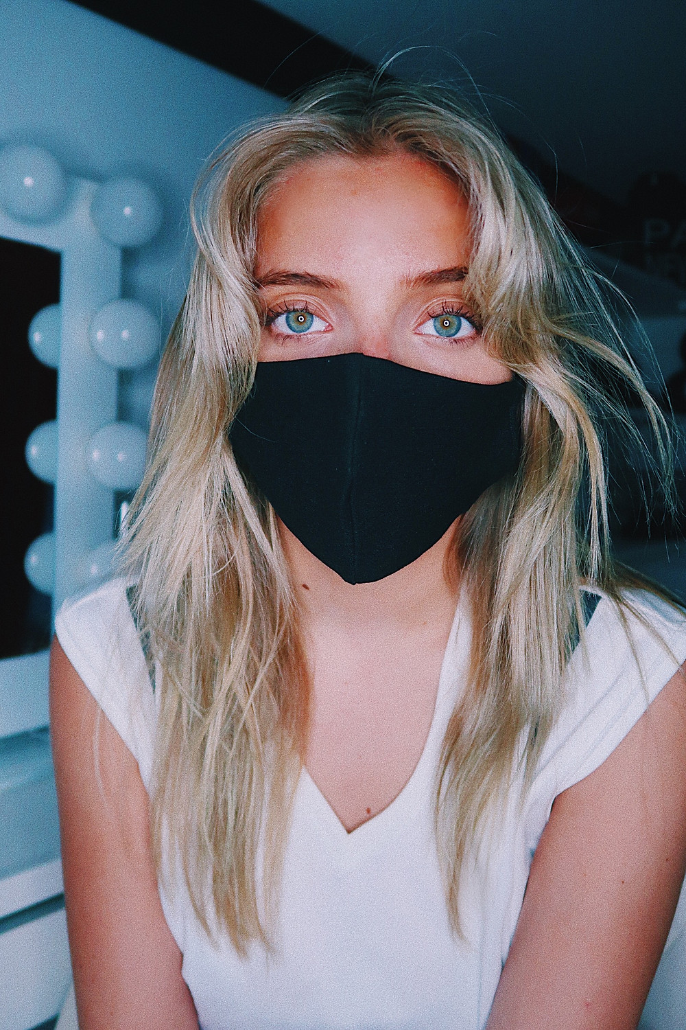 Lexy Silverstein Why it's Important to Wear Masks During COVID
