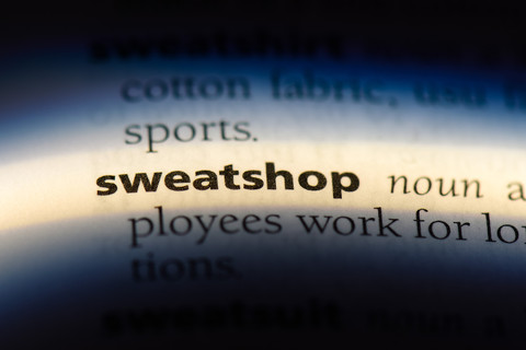 Are there Sweatshops in the US?