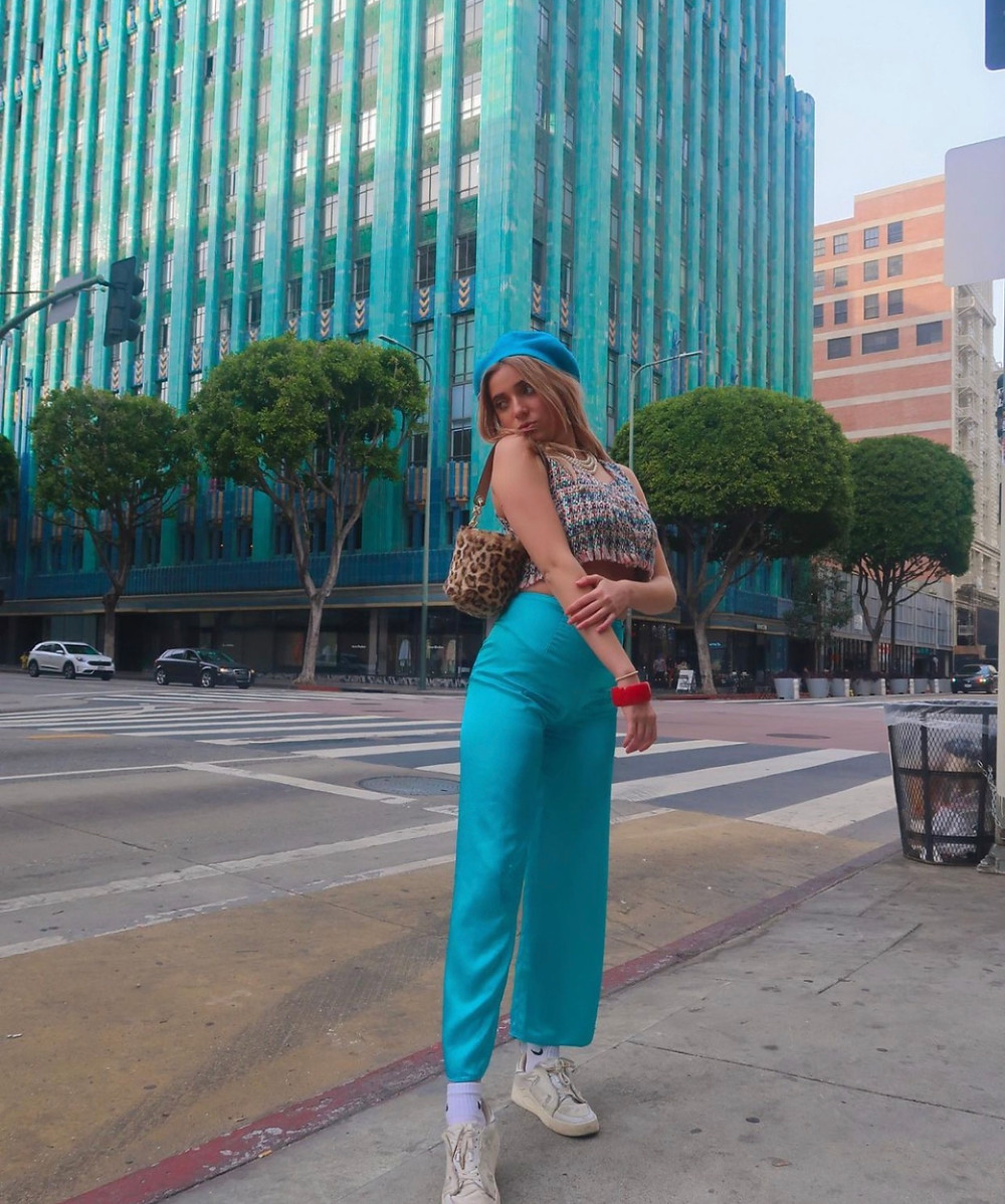 Plastic Clothing : Lexy Silverstein Sustainable Clean Fashoin
