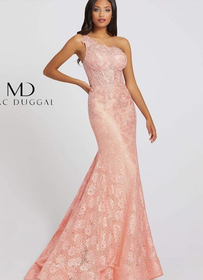 Lexy Silverstein Prom Dress Trends 2021 Mac Duggal