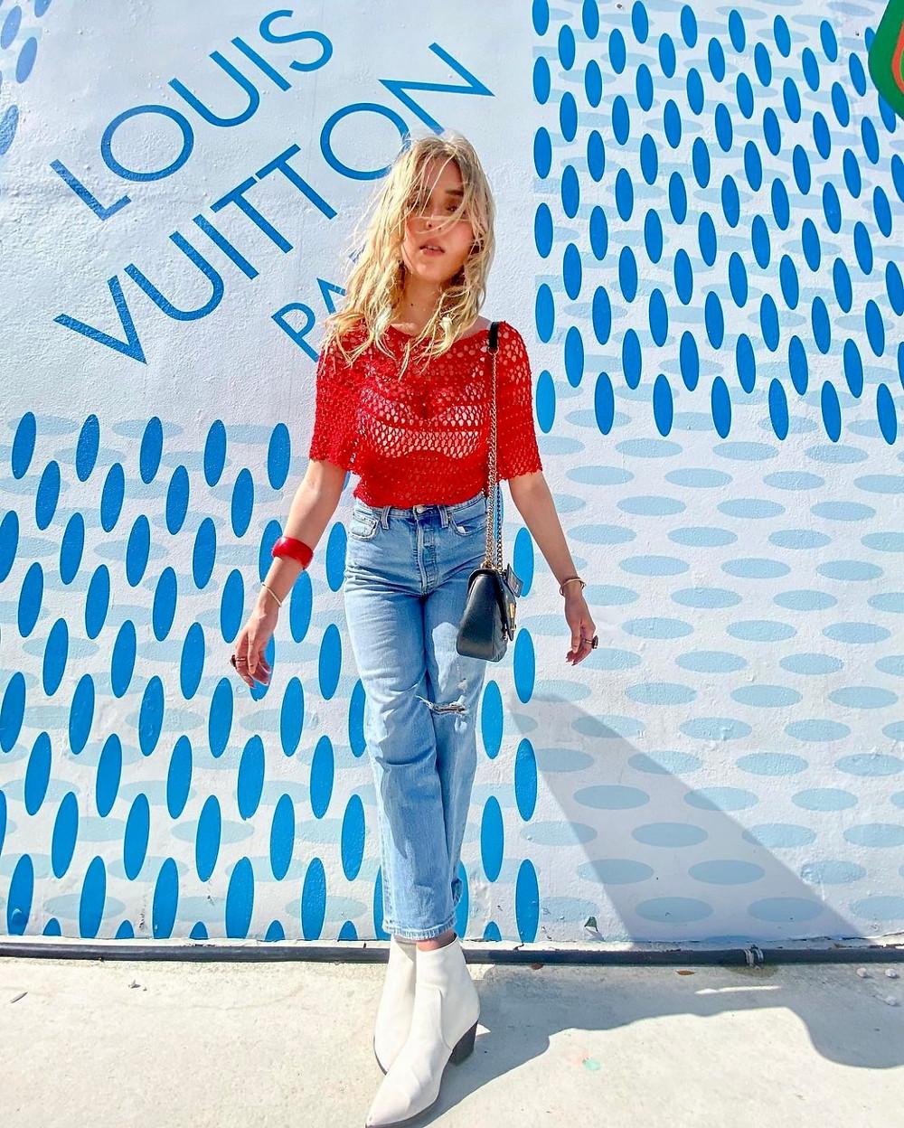 Lexy Silverstein Clean Fashion Sustainable Influencer