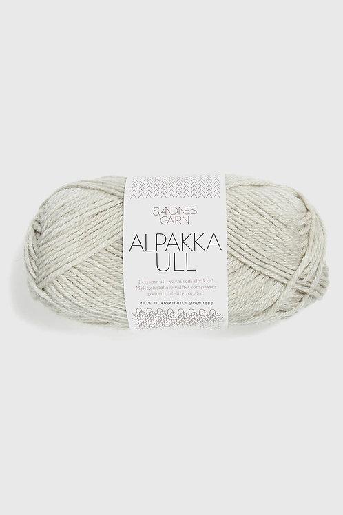 Alpakka Ull 2320 (Kalk)