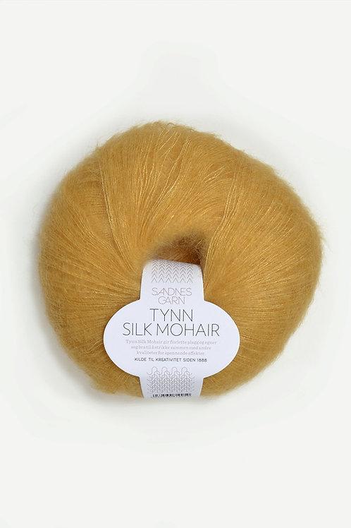 Tunn Silk Mohair 2113 (Halmgul)
