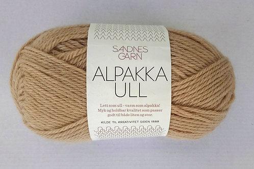 Alpakka Ull 3021 (Beige)