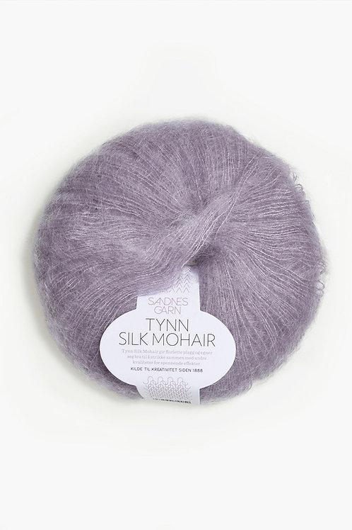 Tunn Silk Mohair 4631 (Dov syren)