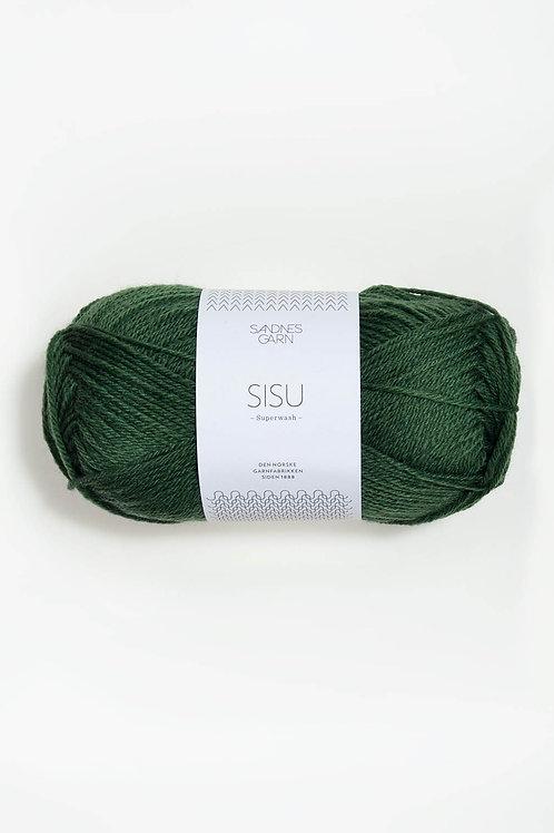 Sisu 8063 (Mörkgrön)