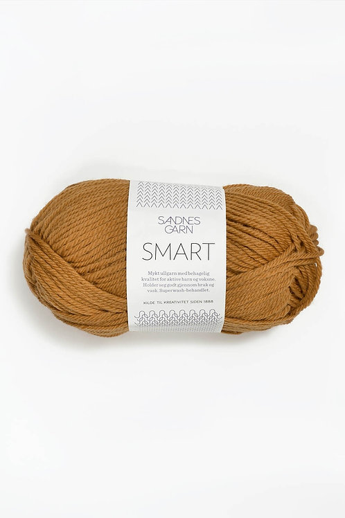 Smart 2544 (Bränd gulbrun)