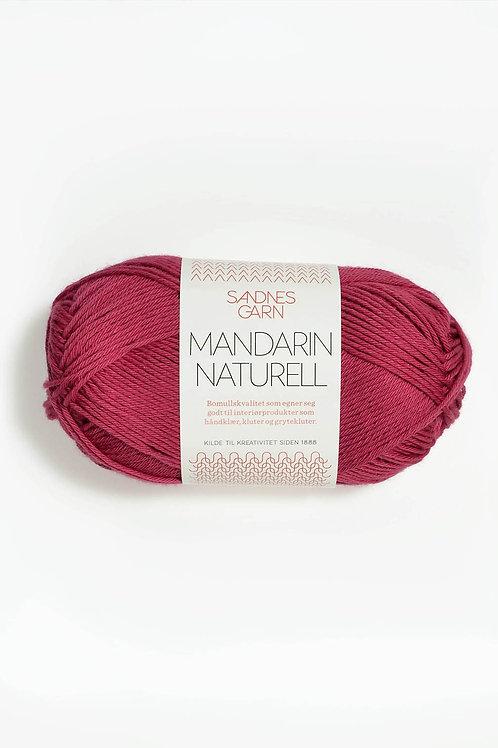 Mandarin Naturell 4335 (Hallonkräm)
