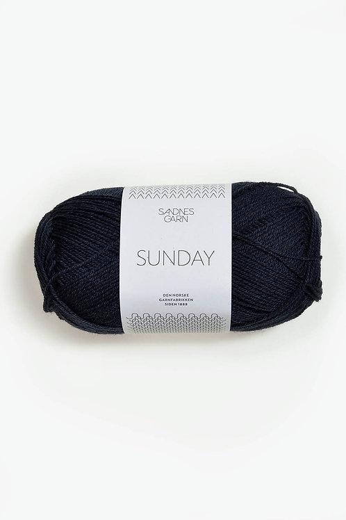 Sunday 6581 (Mörkt gråblå)
