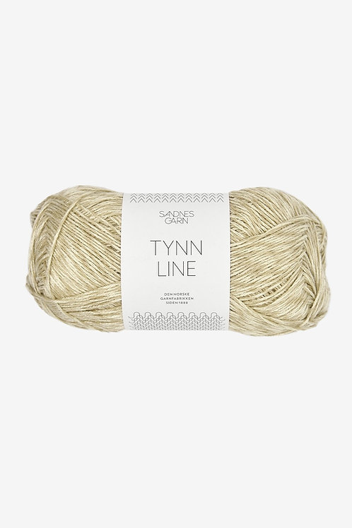 Tunn Line 9822 (Ljus chinos grön)