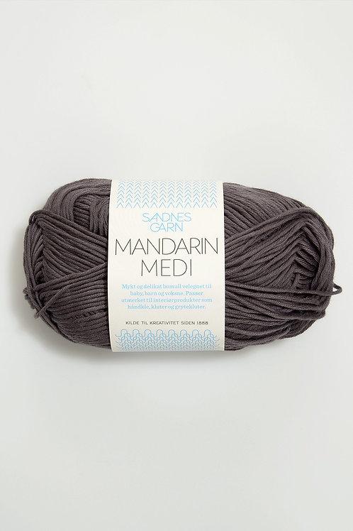 Mandarin Medi 5870 (Mörkgrå)