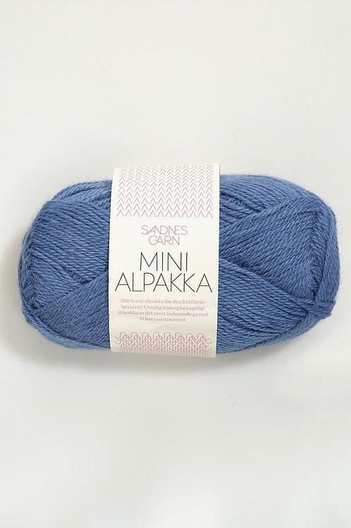Mini Alpakka 6053 (Blå)