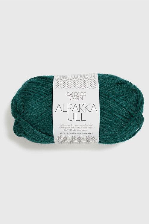 Alpakka Ull 6765 (Petrol)