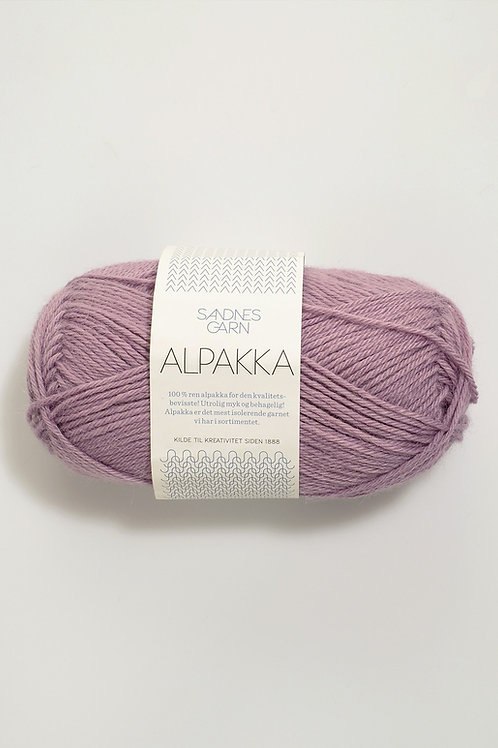 Alpakka 4622 (Ljus ljung)
