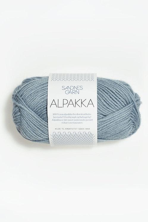 Alpakka 6531 (Isblå)