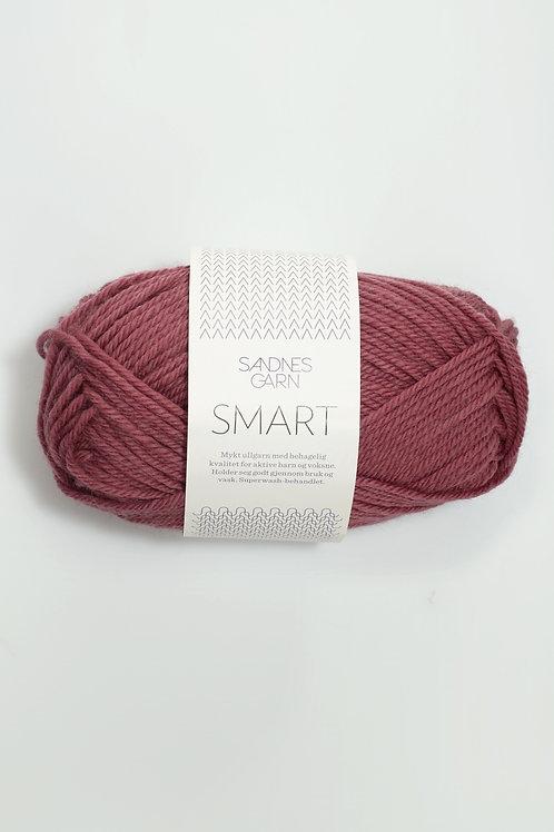 Smart 4244 (Mörk gammalrosa)