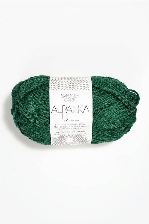 Alpakka Ull 7755 (Smaragd)