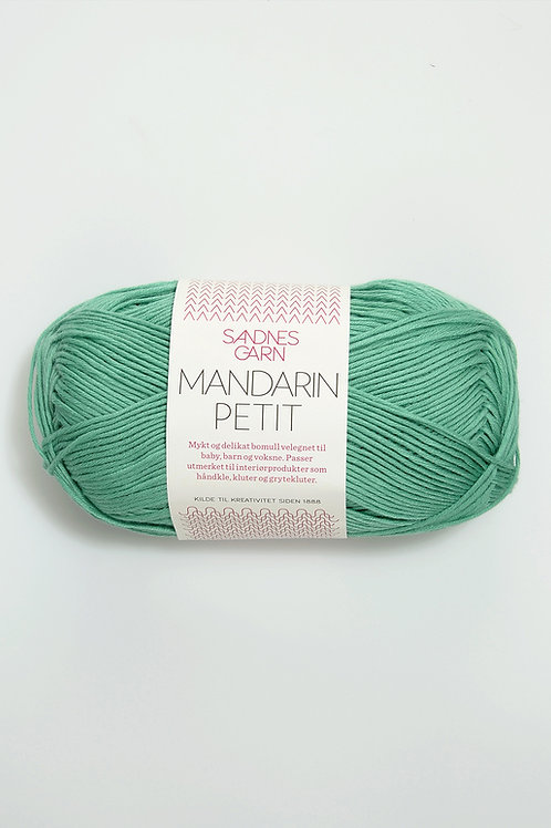 Mandarin Petit 8050 (Jadegrön)