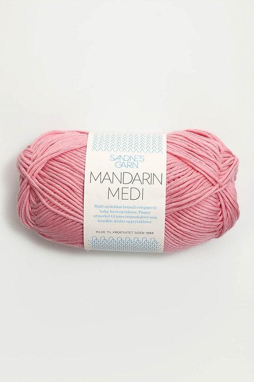 Mandarin Medi 4314 (Varm rosa)
