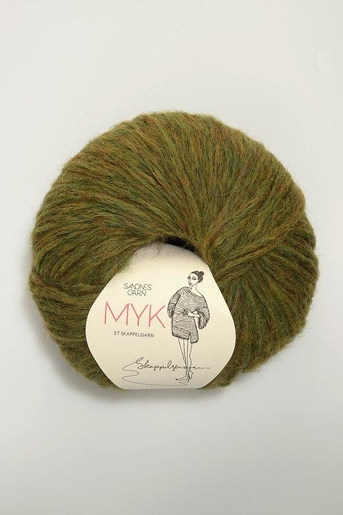 Myk 9645 (Bladgrön)