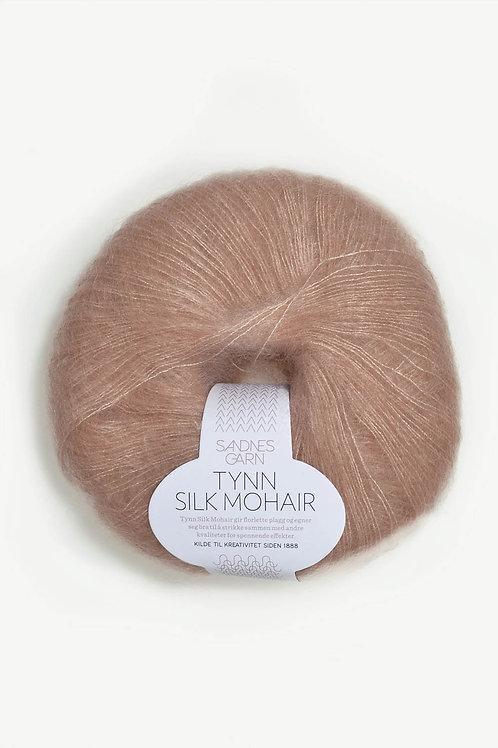Tunn Silk Mohair 3511 (Puderrosa)